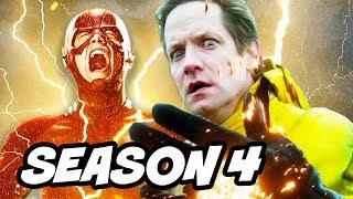 Download The Flash Season 4 Reverse Flash Rebirth Preview Video