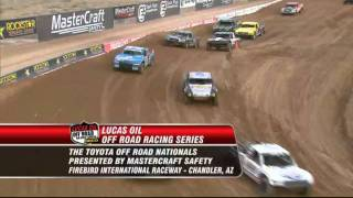 Download Lucas Oil Off Road Racing - 2011 - Round 1 - Pro 4 Unlimited & Pro 2 Unlimited Video