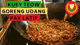 Download MALAYSIA STREET FOOD - KUEY TEOW GORENG UDANG PAK LATIF Video