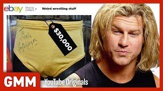 Download Weirdest WWE Items On eBay Ft. Dolph Ziggler (GAME) Video