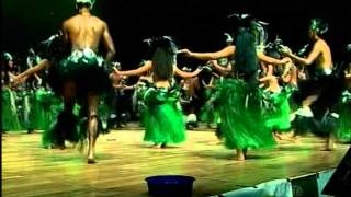 Download Oire Nikao Drum dance 2005 Cook Islands Rarotonga Video