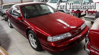 Download 1990 Ford Thunderbird SC 3.8 Supercharged V6 Video