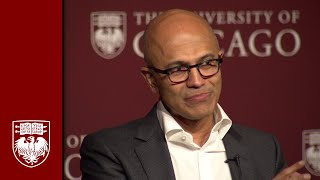 Download UChicago Davos 2019: ″Leading Change″ — Satya Nadella, Raghuram Rajan, David Rubenstein, Zhang Xin Video