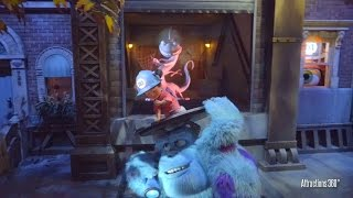 Download [4K] Interactive Monsters Inc. Ride & Go Seek! - Popular Ride at Tokyo Disneyland Video