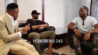 Download FALLY IPUPA, SAMUEL ETOO ET DIDIER DROGBA LES 3 FIERTÉS D'AFRIQUE EN PRÉPARATION D1 GR PROJET Video