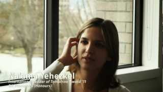 Download International Leader of Tomorrow & International Student Humanitarian Award Video