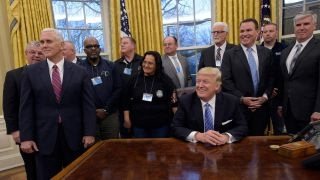 Download The significance behind Trump meeting with union leaders Video