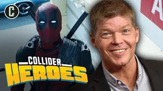 Download Deadpool Creator Rob Liefeld Talks Deadpool 2, Cable, and Infinity War with Heroes Crew Video
