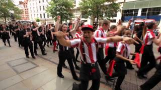 Download TGI'S Flash Mobs Manchester Video