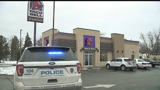 Download Suspects of Youngstown Taco Bell robbery caught after police spot getaway car Video