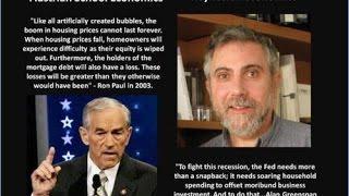 Download Ron Paul: 'I'm Sending a Message to Paul Krugman' Video