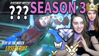 Download Season 3 Placements: [Overwatch] Video