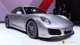 Download 2017 Porsche 911 Carrera S - Exterior and Interior Walkaround - Debut at 2015 Frankfurt Motor Show Video