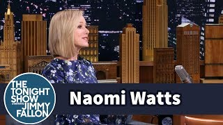 Download Naomi Watts Could Have Been Jimmy's Wingman for Nicole Kidman Video