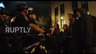 Download USA: Charlotte erupts as DA clears police officer who killed Keith Lamont Scott Video