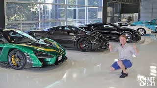 Download Mexico's Best SECRET Supercar Collection! Video