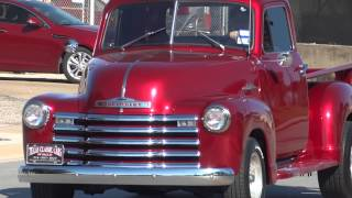 Download 1953 Chevrolet 3100 Series Classic Pickup Truck Video