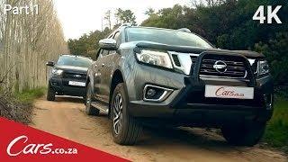 Download New Nissan Navara vs Ford Ranger Fx4 - Head-to-head Part 1 Video