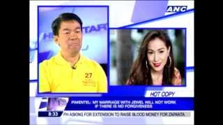 Download Koko Pimentel trying to save marriage Video