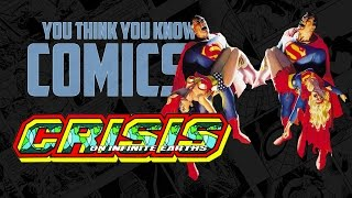 Download Crisis on Infinite Earths - You Think You Know Comics? Video