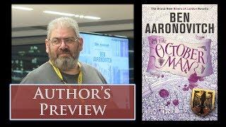 Download Ben Aaronovitch's sneak-peek of The October Man Video