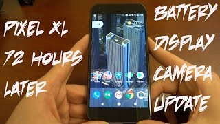 Download Google Pixel 72 Hours Later; Display, Battery, Camera Problems Update Video