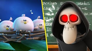 Download Spookiz | NEW Sesaon 3 - Taking care of birds | 스푸키즈 | Funny Zombie Cartoon | Videos for Kids Video