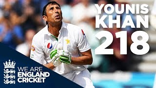 Download Younis Khan's Glorious 218 at The Oval: England v Pakistan 2016 - Full Highlights Video