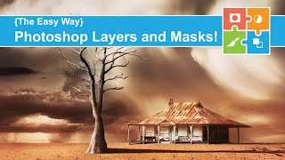 Download Layers and masks for beginners - Photoshop Video