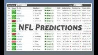 Download Week 15 2017 NFL Predictions Video