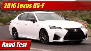 Download 2016 Lexus GS-F: Road Test Video
