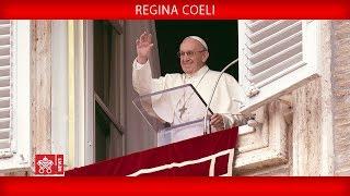 Download Pape François - Récitation du prière de le Regina Coeli 2018-05-20 Video