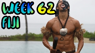 Download I Married a Fijian Warrior!! Diving with Sharks - NO CAGE!! /// WEEK 62 : Fiji Video