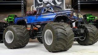 Download Post-Apocalyptic RC Monster Truck Body by Bucks Unique Customs Video