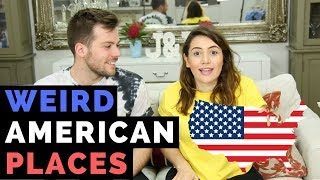 Download British People Try Pronouncing American Place Names! | American vs British Video