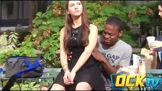 Download Extreme Sitting On People Prank! (GIRLS EDITION) Video