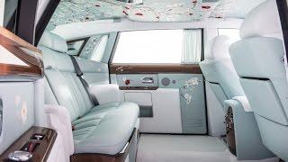 Download Rolls Royce Phantom Serenity - Geneva Motor Show 2015 Video