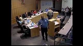 Download Wichita school board meeting: Not for the public Video