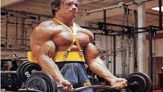 Download Arnold Schwarzenegger, Ronnie Coleman, Jay Cutler Training Video