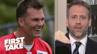 Download Tom Brady responds to Max Kellerman's 'cliff theory' | First Take Video