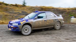 Download Colin McRae Tribute Subarus at Wales Rally GB - /MY LIFE AS A RALLYIST Video