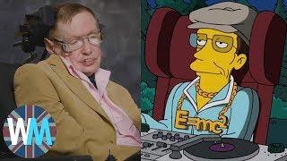 Download Top 10 Unforgettable Stephen Hawking Cameos in Pop Culture Video