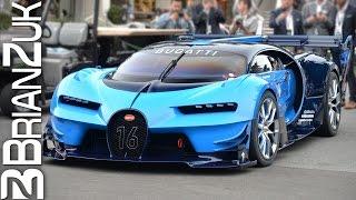 Download Bugatti Vision Gran Turismo Video