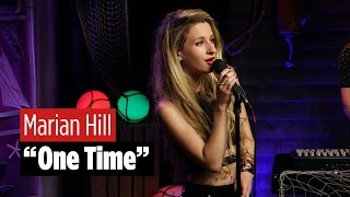 Download Marian Hill Performs ″One Time″ Video