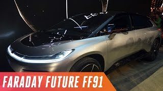 Download Faraday Future's FF91 car announcement in 7 minutes Video