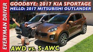 Download Goodbye: 2017 Kia Sportage and Hello: 2017 Mitsubishi Outlander on Everyman Driver Video