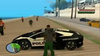 Download Grand Theft Auto: San Andreas Real Car Mods (Realmode Gameplay) Video