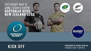 Download 2017 Oceania Rugby Round 3 U20s Championship Australia v New Zealand Video