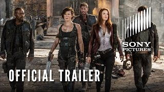 Download RESIDENT EVIL: THE FINAL CHAPTER - Official Trailer (HD) Video