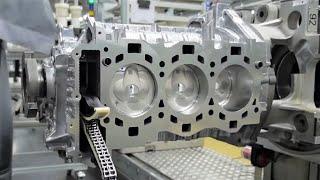 Download Porsche 911 Engine Production Video